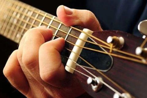 吉他如何在乐队中加入装饰性的声音?