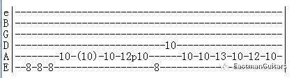 小指按弦无力 四条练习非常适合你_吉他达人网