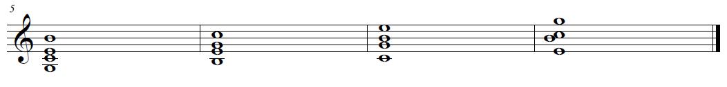 灵活运用Chord Melody,根据旋律音编配和弦法则