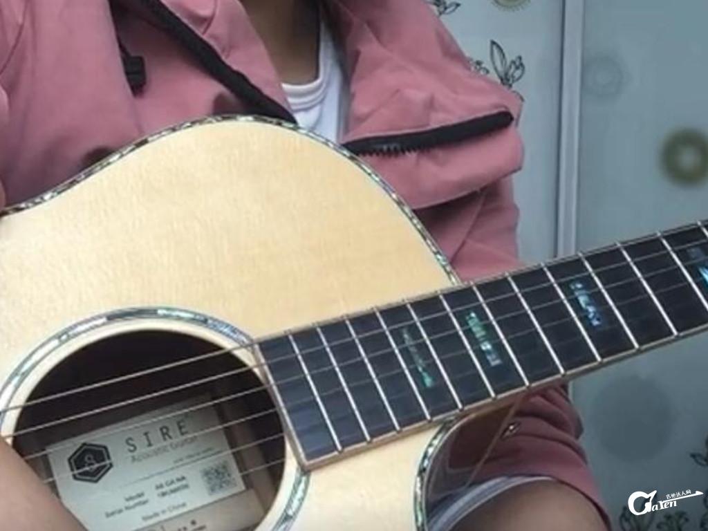 吉他打板节奏加花教学 _吉他达人网