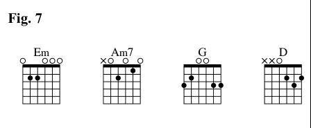 几个技巧,把你和弦变得不平凡_吉他达人网