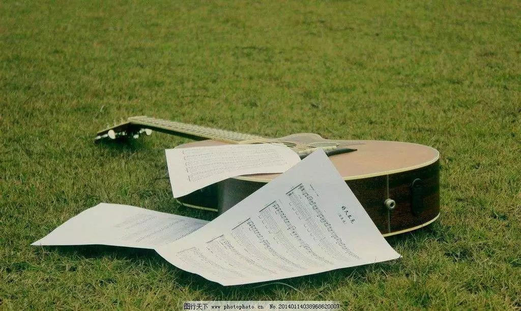 1分钟记住吉他谱,脱谱就这么简单!