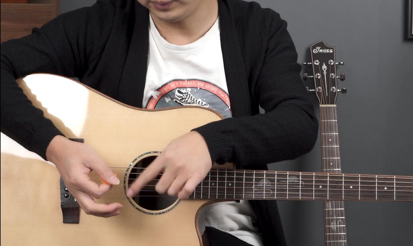 【真实】学吉他半年一首不会,为什么?