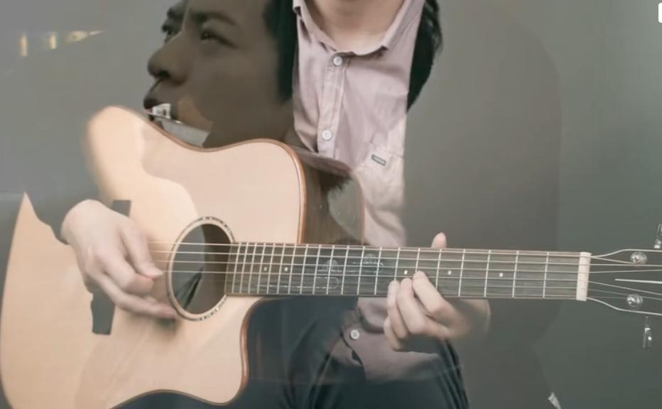《贝加尔湖畔》主音solo独奏谱胡sir吉他谱